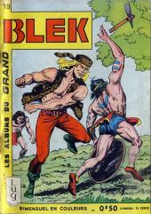 Blek (Les albums du Grand) -19- Numéro 19