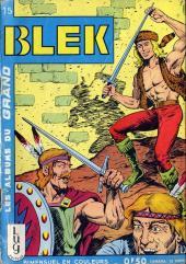 Blek (Les albums du Grand) -15- Numéro 15