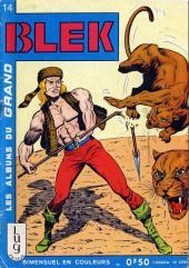 Blek (Les albums du Grand) -14- Numéro 14