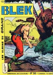 Blek (Les albums du Grand) -10- Numéro 10