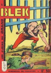 Blek (Les albums du Grand) -5- Numéro 5