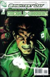 Green Lantern: Emerald warriors (2010) -1- Last will