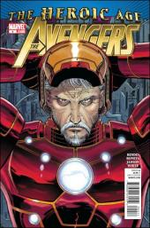 Avengers (The) (2010) -4- Next Avengers part 4 - Only the Good Die Young