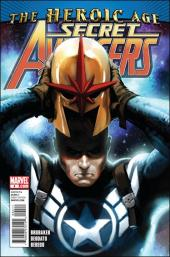 Secret Avengers (2010) -4- Secret histories part 4