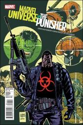 Marvel Universe vs. The Punisher (2010) -1- Last gun on earth
