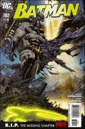 Batman Vol.1 (DC Comics - 1940) -702- R.i.P. the missing chapter part 2 : batman's last case