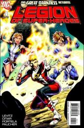 Legion of Super-Heroes (2010) -4- That which is purest among you