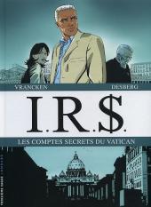 I.R.$. -INT5- Les comptes secrets du Vatican