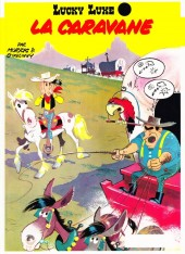 Lucky Luke -24FL- La caravane