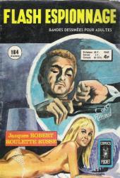 Flash espionnage (1re série - Arédit) -62- Roulette russe 2/2