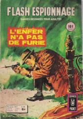 Flash espionnage (1re série - Arédit) -77- L'enfer n'a pas de furie