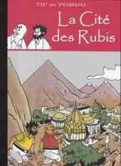 Tif et Tondu -Pir1a- La Cité des Rubis