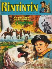 Rin Tin Tin & Rusty (2e série) -19- La falaise des cheyennes