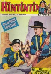 Rin Tin Tin & Rusty (2e série) -93- Le fétiche de montezuma