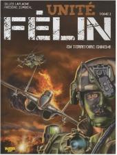 Unité Félin -2- En territoire ennemi