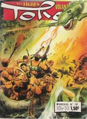 Tora - Les Tigres Volants -10- Lutter c'est vaincre!