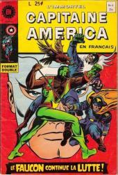 Capitaine America (Éditions Héritage) -6- Le faucon continue la lutte!