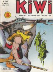 Kiwi -380- Les bouledogues du foot-ball...