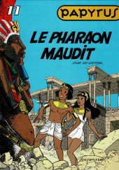 Papyrus -11b- Le pharaon maudit