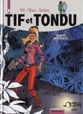 Tif et Tondu (Intégrale) -8- Enquêtes mystérieuses