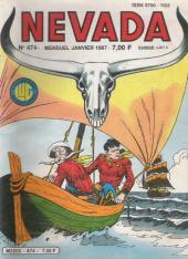 Nevada (LUG) -474- Numéro 474