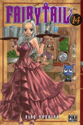 Fairy Tail -14- Tome 14