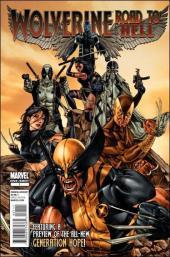 Wolverine: Road to Hell (2010) - Wolverine road to hell