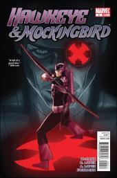 Hawkeye & Mockingbird (2010) -4- Ghosts, Part 4: Unnatural Histories