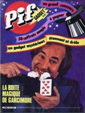 Pif (Gadget) -618- La boîte Magique de Garcimore