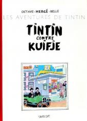 Tintin - Pastiches, parodies & pirates -PIR- Tintin contre Kuifje
