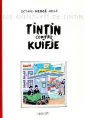 Tintin - Pastiches, parodies & pirates -PIR- Tintin contre Kuifje