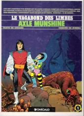 Le vagabond des Limbes -1c1990'- Axle Munshine