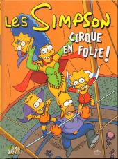 Les simpson (Jungle !) -11- Cirque en folie !