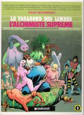 Le vagabond des Limbes -5b'- L'alchimiste suprême