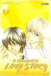 A romantic love story -7- Tome 7