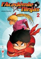 L'académie des Ninjas -2- Tome 2