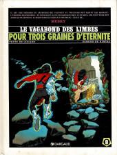 Le vagabond des Limbes -8b1990'- Pour trois graines d'éternité