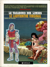 Le vagabond des Limbes -9b1990'- Le labyrinthe virginal