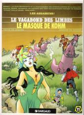 Le vagabond des Limbes -11b1991'- Le masque de kohm