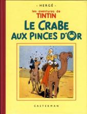 Tintin (Fac-similé N&B) -9PF- Le crabe aux pinces d'or