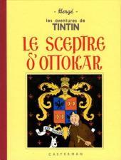 Tintin (Fac-similé N&B) -8PF- Le sceptre d'Ottokar