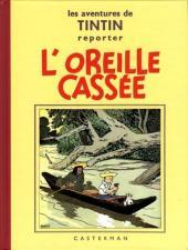 Tintin (Fac-similé N&B) -6PF- L'oreille cassée