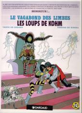 Le vagabond des Limbes -12b1991'- Les loups de Kohm