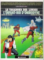 Le vagabond des Limbes -13a1991'- L'enfant-roi d'Onirodyne