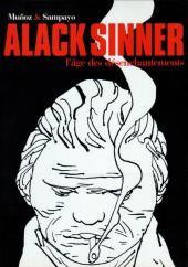 Alack Sinner -INT2- L'âge des désenchantements