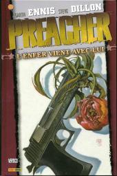 Preacher (Panini Comics) -8- L'enfer vient avec lui