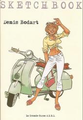 (AUT) Bodart - Sketchbook Denis Bodart / Mike Wieringo
