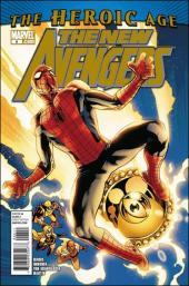 New Avengers (The) (2010) -4- Possession part 4