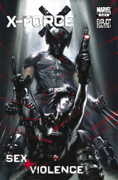 X-Force: Sex and Violence (2010) -3- Issue # 3