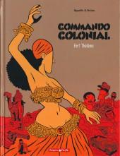 Commando colonial -3- Fort Thélème